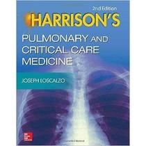 Harrison Pulmonary And Critical Care Medicine, 2e Pulmonar