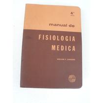 Manual De Fisiologia Medica, William Ganong