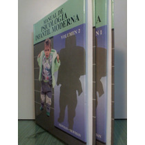 Manual De Psicologia Infantil Moderna: Newman. 2 Tomos