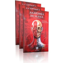 Anatomia Humana 3 Vol. - Fernando Quiroz Gutierrez