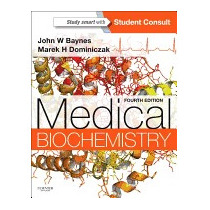 Medical Biochemistry: With Student Consult, John Baynes