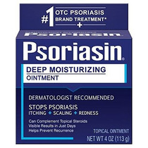 Psoriasin Multi-symptom Relief Psoriasis Ungüento De 4 Onzas