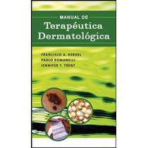 Terapéutica Dermatológica Pdf