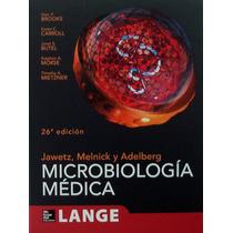 Libro Nuevo Microbiologia Medica De Jawetz Edicion 26°