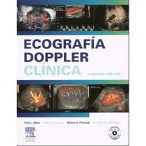 Libro: Ecografía Doppler Clínica Pdf