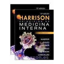Libro Harrison Medicina Interna Dos Volumenes Edicion 19