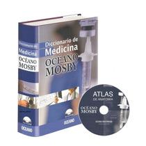 Diccionario De Medicina Océano Mosby Edicion 2013 Con Cdrom