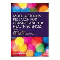 Mixed Methods Research For Nursing And The, Sharon Andrew