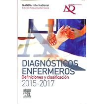 Diagnosticos Enfermeros Definiciones Y Clasificacion 2015-17