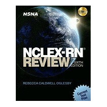 Libro Nsna: Nclex-rn Review [with Cdrom], Rebecca Oglesby