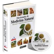 Diccionario De Medicina Natural 1 Vol Oceano