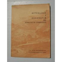 Ing. Miguel Izaguirre Geografia De Guanajuato Libro 1985