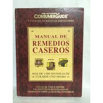 Manual De Remedios Caseros 1 Vol Dr. John H.renner