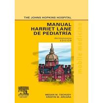 Manual Harriet Lane De Pediatría 19a Ed 2013 !!100% Nuevos!!