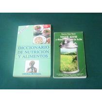 Diccionario De Nutrición Y Alimentos, Yogur, Kefir