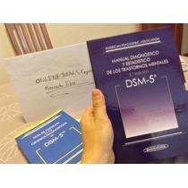 Dsm V 5 Manual Diagnóstico Estadístico Trastornos Mentales