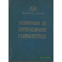 Libro Diccionario De Especialidades Farmacéuticas 16 Edición