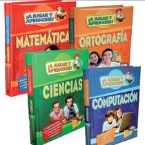 A Jugar Y Aprender! Matemáticas, Ortografía, Computacion