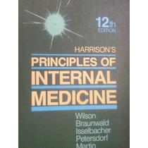 Libro Principios De Medicina Interna En Ingles Vv4