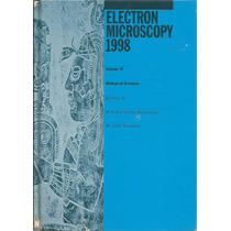 Microscopía Electrónica. Vol. Iv. Ciencias Biológicas.