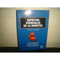 Libro, Aspectos Esenciales De La Diabetes