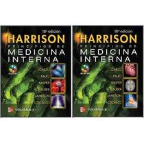 Harrison Principios De Medicina Interna 18 E. Vol.1 Y 2 Pdf
