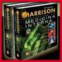Libro De Medicina Interna Harrison Volumen 1 Y 2, A Color
