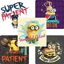 Minions Stickers Pacientes - Oficina Del Doctor Sorteos - 75