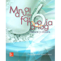 Aristil Manual De Farmacología Básica Y Clínica !nuevos!