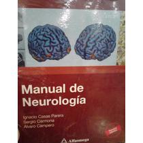 Manual De Neurologìa Casas Carmona Campero Envìo Gratis