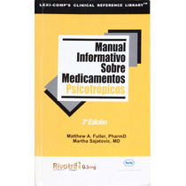 Manual Informativo Sobre Medicamentos Psicotrópicos 3ªedic