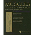 Muscles: Testing And Function,, Florence Peterson Kendall