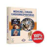 Manual De Medicina Y Cirugía Cardiorrespiratorias