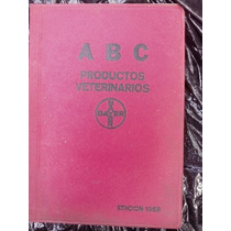 Abc Productos Veterinarios Bayer Libro 1968 149 Pag