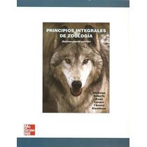 Principios Integrales De Zoología Hickman 4a Ed !!nuevos!!
