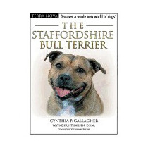 Staffordshire Bull Terrier [with Dvd], Cynthia P Gallagher