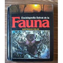 Enciclopedia Salvat Dela Fauna-lote 2tomos:15-16-ilus-p.dura
