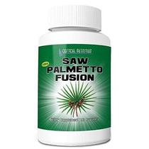 Saw Palmetto Extracto De Fusión Complex Con Vitamina B6 Y Zi