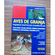 Aves De Granja-exóticas-domésticas-ilust-g.ravazzi-de Vecchi
