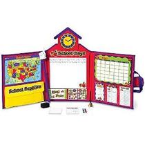 Los Recursos De Aprendizaje Pretend & Play Set De La Escuela