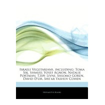 Articles On Israeli Vegetarians,, Hephaestus Books