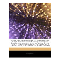 Articles On British Military Personnel Of, Hephaestus Books