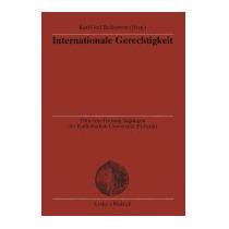 Internationale Gerechtigkeit (2001), Karl Graf Ballestrem