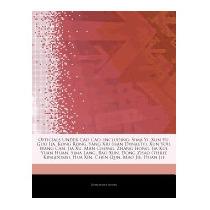 Articles On Officials Under Cao Cao,, Hephaestus Books