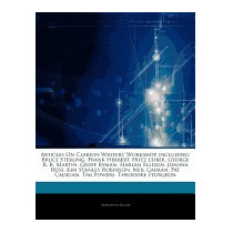 Articles On Clarion Writers Workshop,, Hephaestus Books