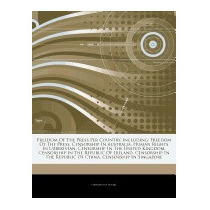Articles On Freedom Of The Press Per, Hephaestus Books