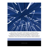 Articles On Cmx Titles, Including:, Hephaestus Books