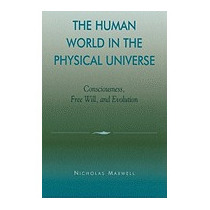 Human World In The Physical Universe:, Maxwell Nicholas
