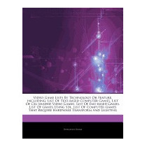 Articles On Video Game Lists By Technology, Hephaestus Books