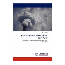 Black Carbon Aerosols In East Asia, R L Verma